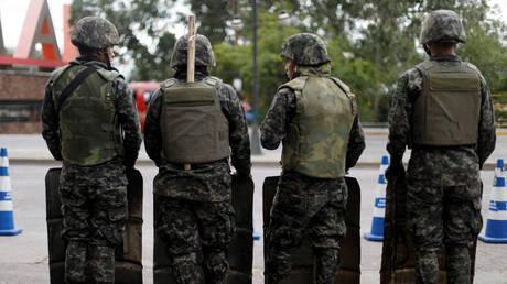 Ονδούρα: Ορκίζεται ξανά πρόεδρος ο Ερνάντες με φόντο διαδηλώσεις εναντίον του