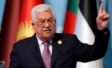 Ο Αμπάς θα προτρέψει τους ευρωπαίους ΥΠΕΞ να αναγνωρίσουν επίσημα την Παλαιστίνη
