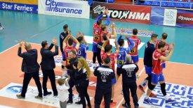 Ο Φοίνικας με σούπερ Γιορντάνοφ 3-0 τον Εθνικό Αλεξανδρούπολης