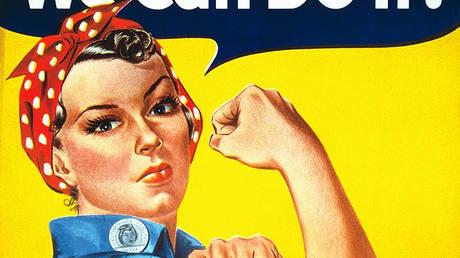Πέθανε η «Rosie the Riveter», η γυναίκα της πιο φεμινιστικής αφίσας