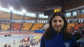 Πανελλήνιο ρεκόρ η Λαβασά στα 3.000 μ. Κορασίδων