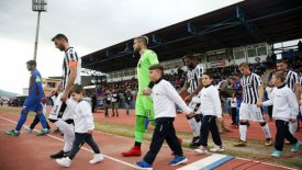 Πασχαλάκης: «Πολύ ευχάριστω ότι δεν δεχόμαστε γκολ»