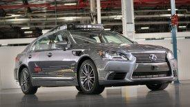 Πλατφόρμα για αυτόνομα αυτοκίνητα από την Toyota