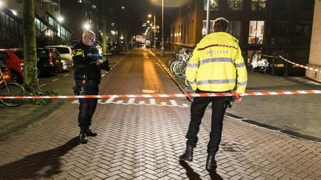 Πυροβολισμοί στο Άμστερνταμ – Ένας νεκρός και δύο τραυματίες