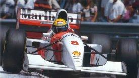 Σε δημοπρασία η τελευταία McLaren του Senna