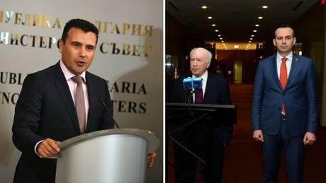 Σκόπια: «Αδειάζει» η κυβέρνηση τον διαπραγματευτή για τη «γκρίνια» για τις προτάσεις Νίμιτς