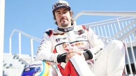 Στην Toyota ο Alonso για το Λε Μαν