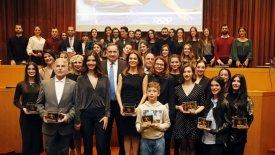 Συγκίνηση και λάμψη στην Τελετή Βραβεύσεων της ΕΟΕ (pics)