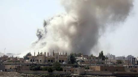 Συρία: Τουλάχιστον 150 τζιχαντιστές σκοτώθηκαν από αεροπορικές επιδρομές