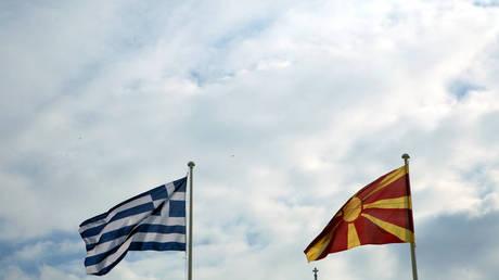 Σύσκεψη πολιτικών αρχηγών και στα Σκόπια
