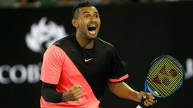 Τεράστιος Κύργιος στην Αυστραλία, νίκησε τον Τσονγκά και προκρίθηκε στους 16! (vid)