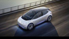 Τον Νοέμβρη του 2019 το ηλεκτρικό VW I.D.