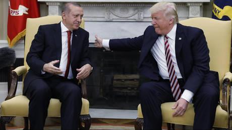 Τουρκία: Ανακριβής η ανακοίνωση του Λευκού Οίκου για τη συνομιλία Ερντογάν-Τραμπ