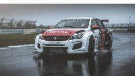 Το νέο αγωνιστικό Peugeot 308 είναι απόλαυση (pics&vid)