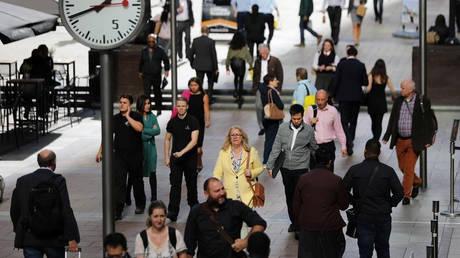 Το Brexit μείωσε τις διαθέσιμες νέες θέσεις εργασίας στον χρηματοοικονομικό τομέα του Λονδίνου