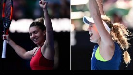 Χάλεπ εναντίον Βοζνιάκι για τον τίτλο στην Αυστραλία (pics & vids)