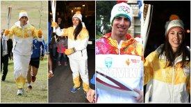 H ελληνική αποστολή στους Χειμερινούς Ολυμπιακούς