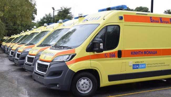 H Peugeot παραδίδει ασθενοφόρα τύπου Boxer στο ΕΚΑΒ
