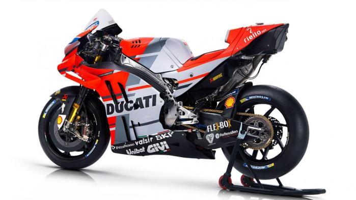 MotoGP: Παρουσίαση αγωνιστικής ομάδας της Ducati (video)