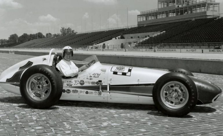 O Anthony Joesph Foyt Jr έκλεισε τα 82