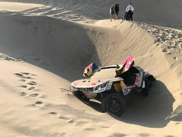 Rally Dakar: Ο Λεμπ εγκατέλειψε