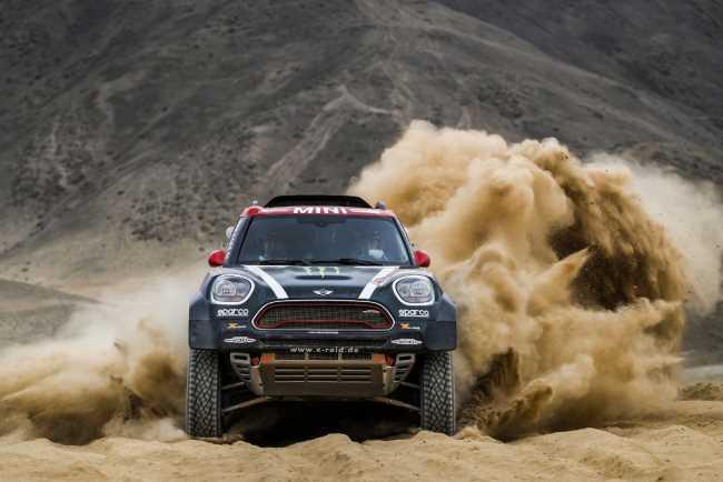 Rally Dakar 2018: Η περιπέτεια ξεκινά (video)