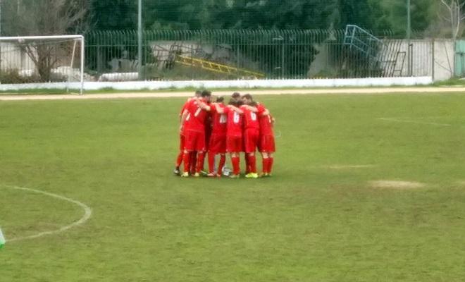 Πανερυθραϊκός- Αθηναϊδα 3-0