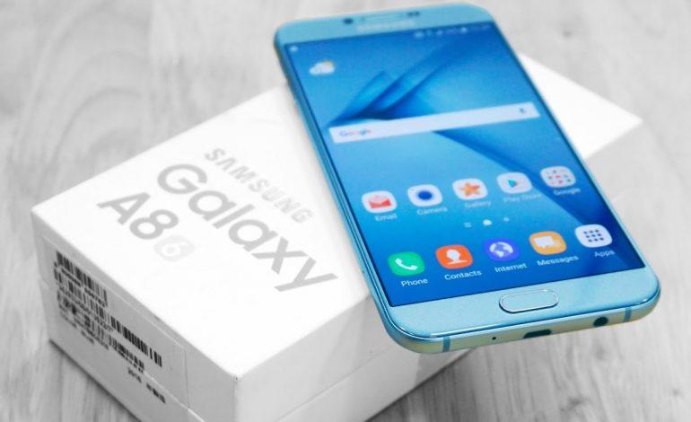 Samsung Galaxy A8: Είδαμε από κοντά το νέο mid-range με τη διπλή μπροστινή κάμερα