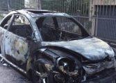 Εμπρηστική επίθεση σε αυτοκίνητο της κόρης του Εμφιετζόγλου στην Κηφισιά