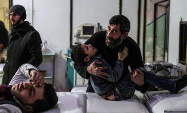 «Μαύρος Ιανουάριος» για τη Μέση Ανατολή - 83 παιδιά σκοτώθηκαν λόγω των συγκρούσεων