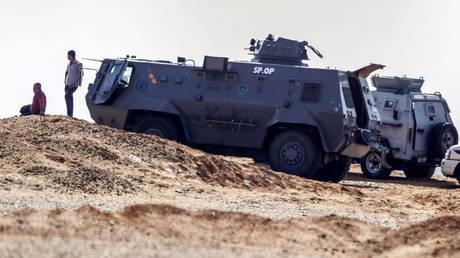 Αίγυπτος: Τριάντα οχτώ τζιχαντιστές νεκροί στο πλαίσιο αντιτρομοκρατικής επιχείρησης
