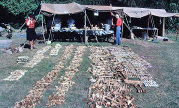 Σπάνια ανακάλυψη: Μαζικός τάφος μπορεί να ανήκει σε στρατό των Βίκινγκ (pics)