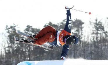 Χειμερινοί Ολυμπιακοί αγώνες: Αθλητής των ΗΠΑ φίλησε live τον σύντροφό του (vid)
