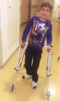 Hadassah: Έσωσαν αγόρι από αναπηρία