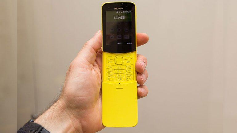Tο θρυλικό Nokia 8110 επανακυκλοφορεί
