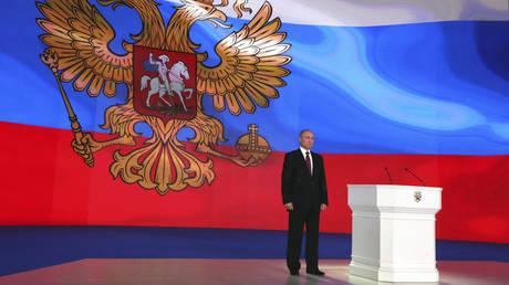 «Ανίκητος πύραυλος» το νέο υπερόπλο της Ρωσίας που αποκάλυψε ο Πούτιν (pics&vid)