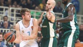Αμφίβολος ο Ντόντσιτς για Παναθηναϊκό!