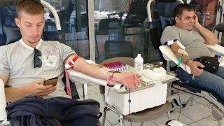 Εθελοντική αιμοδοσία στον Κορυδαλλό, την ερχόμενη Τετάρτη και Πέμπτη