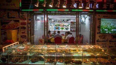 Εστιατόριο χωρίς σερβιτόρους λειτουργεί στην Κίνα