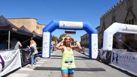 Η Μαρία Πολύζου τρέχει για το Οραμα Ελπίδας στο Μαραθώνιο της Ρόδου