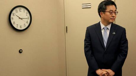 Η Νότια Κορέα αντιδρά στους δασμούς των ΗΠΑ