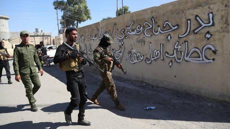 Ιράκ: Μεγάλη στρατιωτική επιχείρηση στο Κιρκούκ κατά τζιχαντιστών
