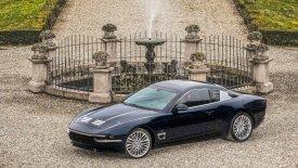 Μια Maserati μετατρέπεται σε Sciadipersia