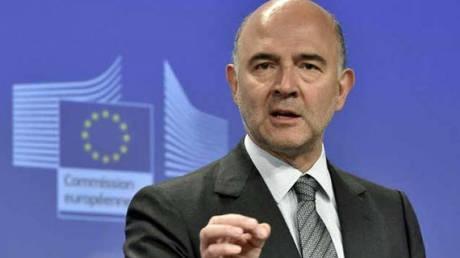 Μοσκοβισί: Θα υπάρξει εποπτεία για την Ελλάδα μετά το τέλος του προγράμματος
