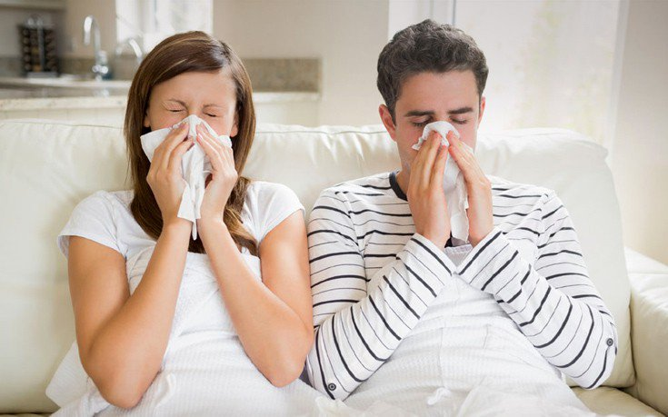Οι έξι μύθοι για τη γρίπη και το κοινό κρυολόγημα