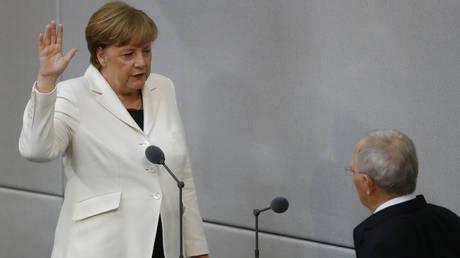 Ορκίστηκε η νέα κυβέρνηση της Γερμανίας