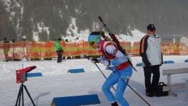 Στην 35η θέση η Τσακίρη στο Παγκόσμιο Πρωτάθλημα διάθλου Νέων