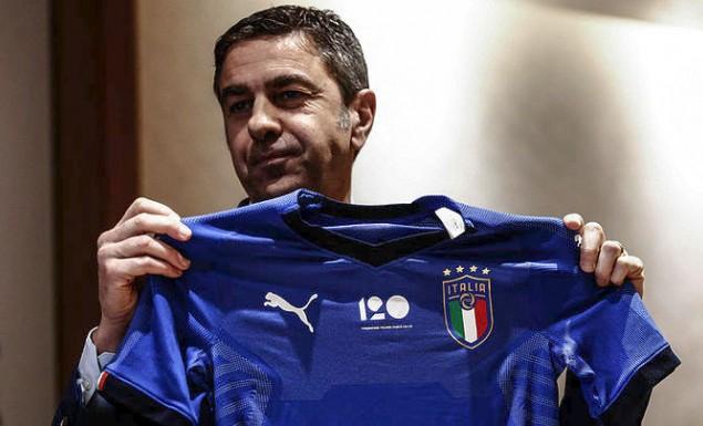 Στις 20 Μαϊου ο νέος προπονητής της Ιταλίας