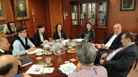 Συνάντηση για την Ολυμπιακή Φλόγα ενόψει Τόκιο!