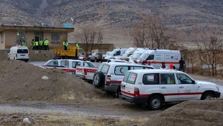Συντριβή τουρκικού ιδιωτικού αεροσκάφους στο Ιράν με πολλούς νεκρούς